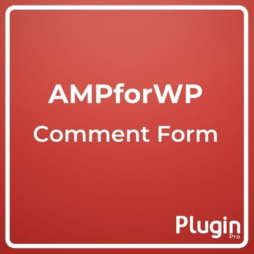 Comment Form for AMP