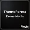 Drone Media Aerial Photography & Videography Theme