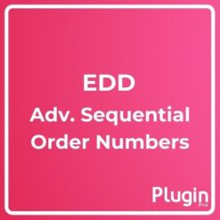 EDD Advanced Sequential Order Numbers