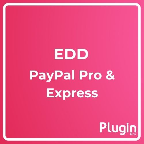 Easy Digital Downloads PayPal Pro and PayPal Express
