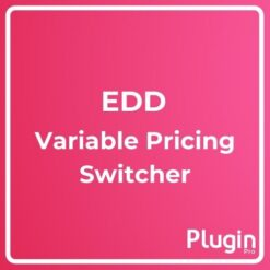 Easy Digital Downloads Variable Pricing Switcher