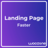 Faster App Landing Page HTML Template