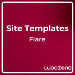 Flare HTML Startup Landing Page Template