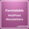 Formidable Forms MailPoet Newsletters Add-On
