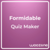 Formidable Forms Quiz Maker Add-On