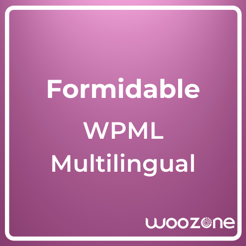 Formidable Forms WPML Multilingual Add-On