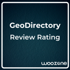 GeoDirectory Review Rating Manager