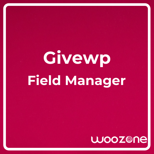 Give Form Field Manager