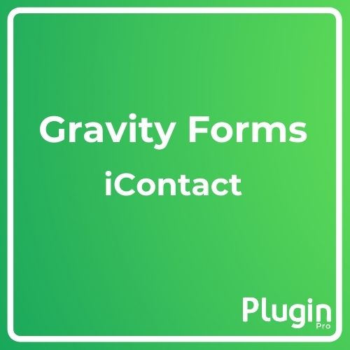 Gravity Forms iContact