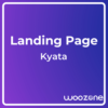 Kyata One Page Parallax HTML5 Template