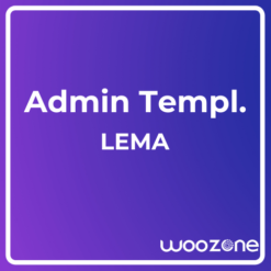 LEMA Learning Management System Admin Template