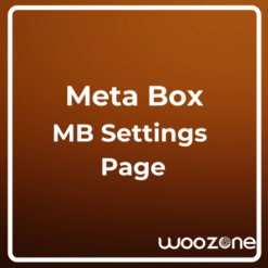 MB Settings Page