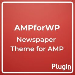 Newspaper Theme for AMP