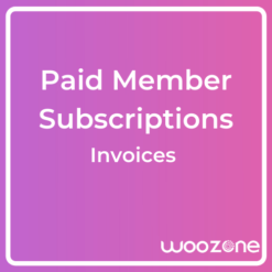 Paid Member Subscriptions Invoices Addon