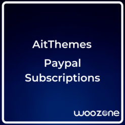 Paypal Subscriptions WordPress Plugin