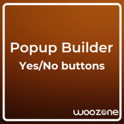 Popup Builder Yes/No buttons