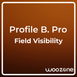 Profile Builder Field Visibility Add-on