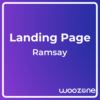 Ramsay Creative Personal Onepage HTML Template