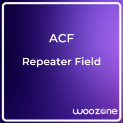 advanced custom fields Repeater Field