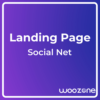 Social Net Corporate Networking Connection HTML5 Template