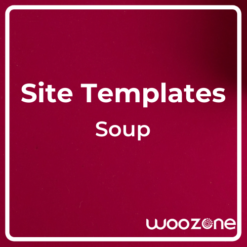 Soup Restaurant with Online Ordering System Template