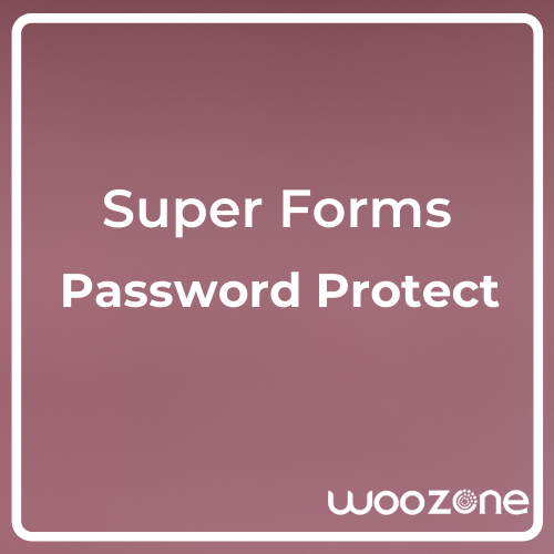 Super Forms Password Protect & User Lockout & Hide Add-on
