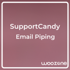 SupportCandy Email Piping