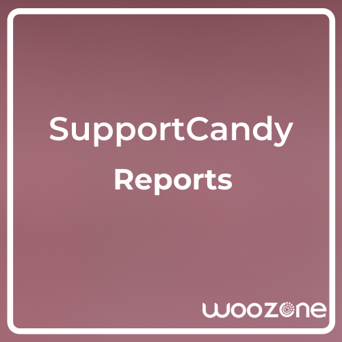 SupportCandy Reports