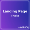 Thalia Hotel and Resort Booking Template