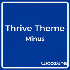 Thrive Theme Minus