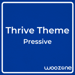 Thrive Theme Pressive
