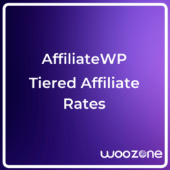 AffiliateWP Tiered Affiliate Rates