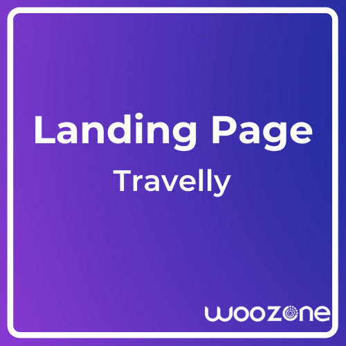 Travelly Tourism & Agency HTML Landing Page