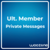 Ultimate Member Private Messages