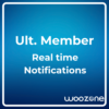 Ultimate Member Real time Notifications