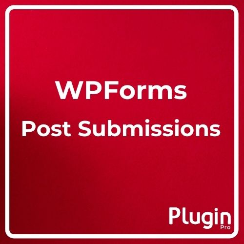WPForms Post Submissions Addon
