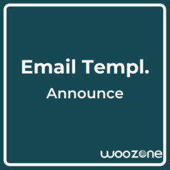 Announce 4x Responsive Email Online Builder
