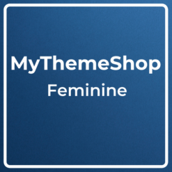 MyThemeShop Feminine WordPress Theme