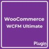 WCFM WooCommerce Frontend Manager Ultimate