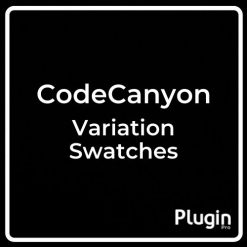 CodeCanyon Variation Swatches